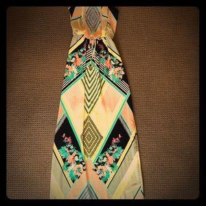 City Studio Maxi Dress